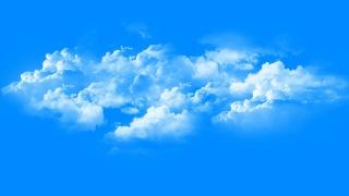 the sky, clouds, clouds