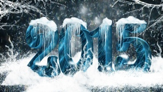 Новий рік, 2015
