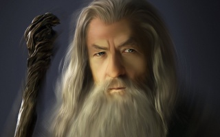 Lord of the rings, the Lord of the rings, picture, Gandalf