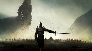 Воин, война, Меч, войско, доспехи, рыцарь, одинокий воин