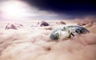 хмара, небо, земля, Фентезі
