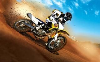 Moto, motocross, Suzuki