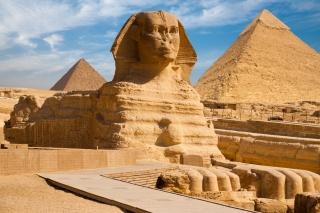 Egypt, Cairo, antiquity, architecture, Sphinx, Pyramid, beautiful