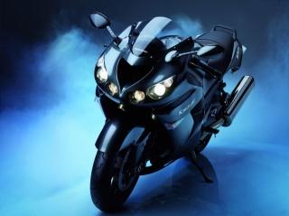 kawasaki, ZX14, motocykl