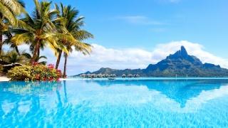 tropics, seascape