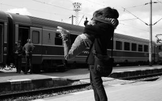 hugs, Love, train