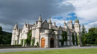 Шотландія, замок балморал
