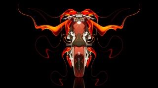 Тоні Кохан, Мото, велосипед, вогонь, Абстрактний, Помаранчевий, чорний, Подрібнювач, el Tony Cars, Фотошоп, HD шпалери, Тоні Кохан, фотошоп, мото, мотоцикл, байк, Вогняний, вогонь, чорний, фон, Стиль, Вид Зверху, Абстракт, шпалери, 2014