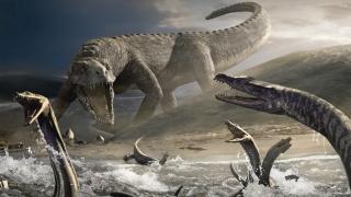 dinosauři, zvířata