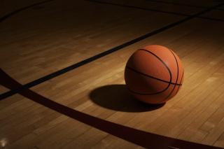 basketball, hall, parquet, light, game