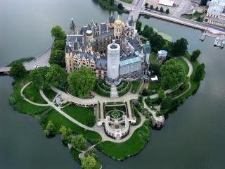 Germany, castle, the castles of Germany, beauty