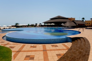 exterior, the beach, cafe, pool, bar, sun loungers, bar, Interior