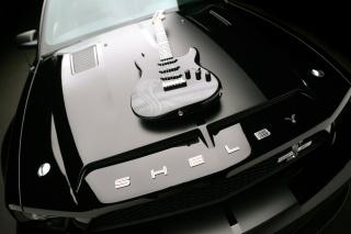 Shelby, GT, 500kr, stratocaster, guitar