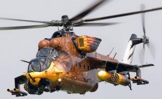 Вертолет, полёт, оружие, тема, тюнинг
