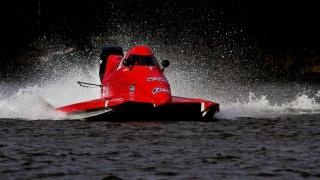 глісер, швидкість, вода, бризки