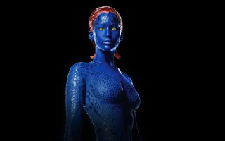 X-men: Days of future past, X-Men: Days of Future Past, Mystic, Jennifer Lawrence, jennifer lawrence