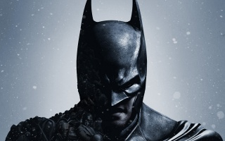 Batman, Batman, fantasy, character, grey background