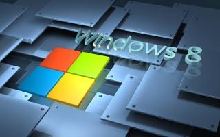 для Windows 8, Microsoft, Логотип, логотип, вікна