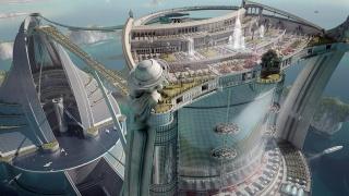 Architectuur Project, architectural, project 3D