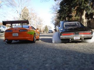 auto, Závod, Toyota Supra