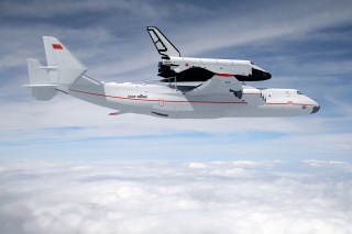 An-225 Mriya, flight, space, Buran