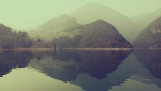 mountains, water, pirada