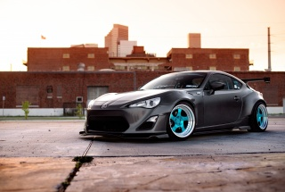 Scion, FR-S, car, sports car, drives, tuning