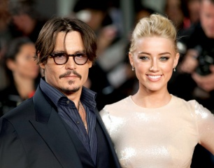 Amber Heard, Johnny Depp, actor, actress, beauty, talent