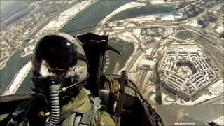 letadlo, pilot, přilba kostým, nebe, země, letectví