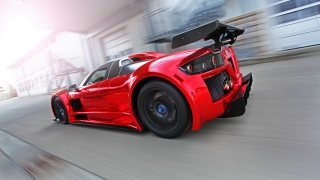 Gumpert Apollo S Ironcar, auto elegance, krása, rychlost, síla