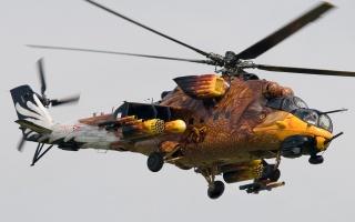 Vrtulník, výzbroj, lopatky, let
