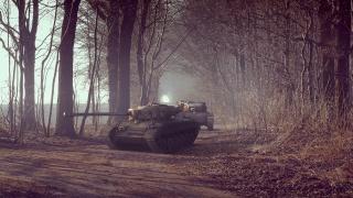 Tank, les, cesta