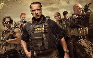 heroes, characters, movies 2014, Sabotage, Sabotage