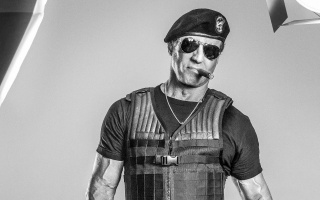 Sylvester Stallone, The Expendables 3, movie 2014, The expendables 3