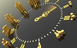 час, гроші