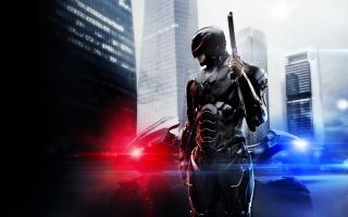 Robocop, the film, 2014, robocop