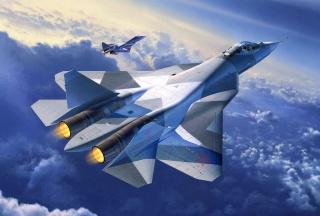 T-50, Bojovník, přední letectví, art