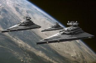 space, ships