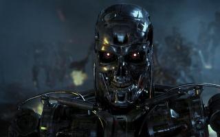 terminator, ROBOT, the film