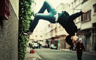 almost parkour, cool CROs