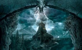 Vij, 3D, the film, mystery, fantasy, horror, movie, mystery, Fantasy, horror, Ukrainian history