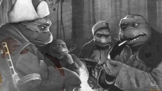 Черепашки-ніндзя, 1941-1945