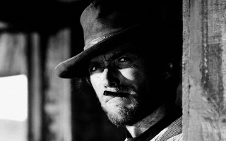 Clint eastwood, the film, actor, Director, hat, cigar