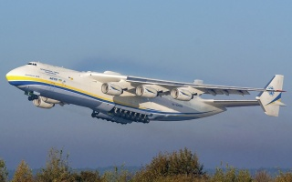 an 225, mriya, an-225, Mriya, the, great, the plane, in, the world, Ukraine, weight, 590 tons, capacity, 254 tons, the speed of 762 km, the sky, flight