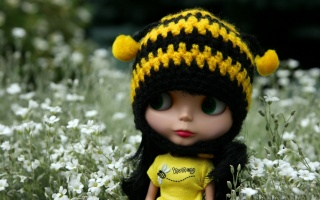 Кукла, мультяшка