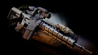 лазерна система, штурмова гвинтівка