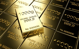 золото, золото, слитки, 1 кг, высшая проба