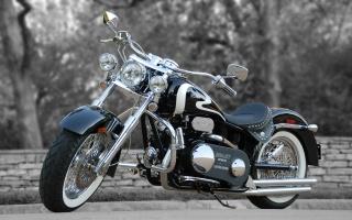 Мотоцикл Ridley Avtomatic Limited Edition, black and silver