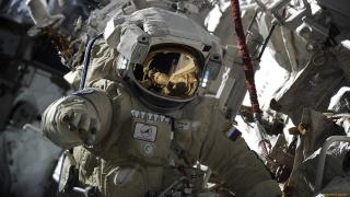 space, astronaut, The suit