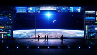planety, vesmír